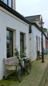 Dijkhuizen aan de Nieuwendammerdijk