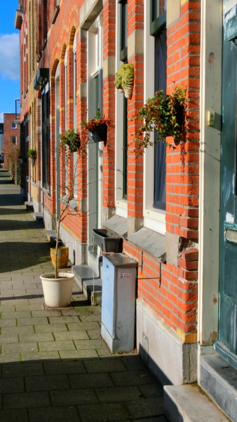 Huizen Oud Charlois