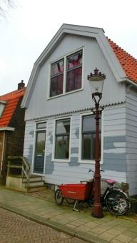 Karateristieke woningen Nieuwendam