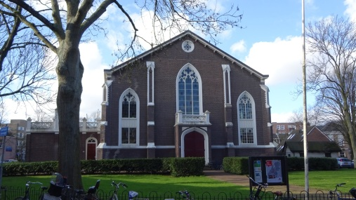 Kerk Oud Charlois