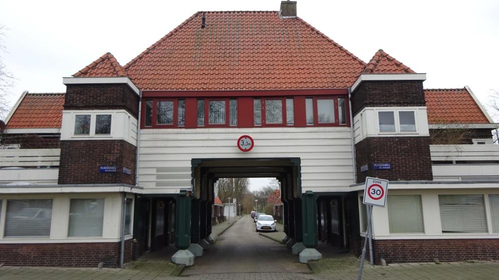 Poortgebouw Tuindorp Nieuwendam