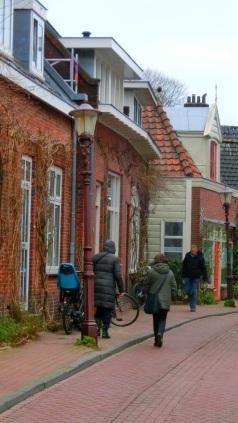 Wandelaars in Nieuwendam