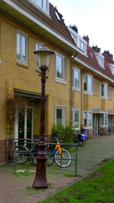 woonhuizen van de architect J. Gratama