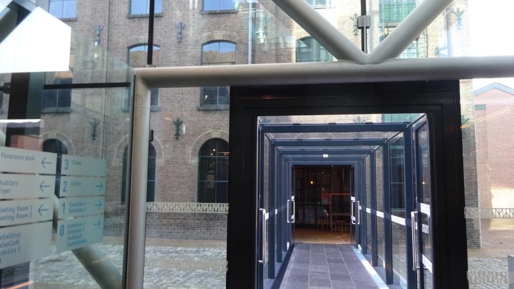 Nieuw en oud Textielmuseum