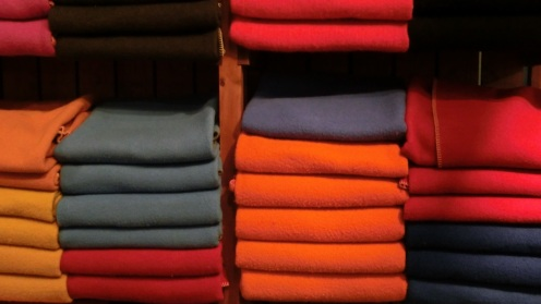 Stalen textiel