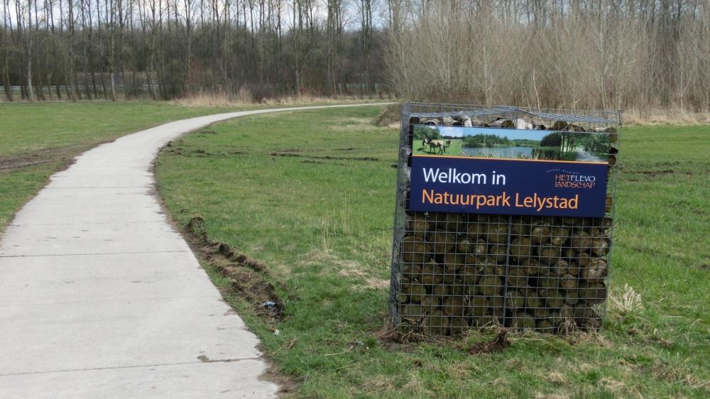 Welkom in Natuurpark Lelystad