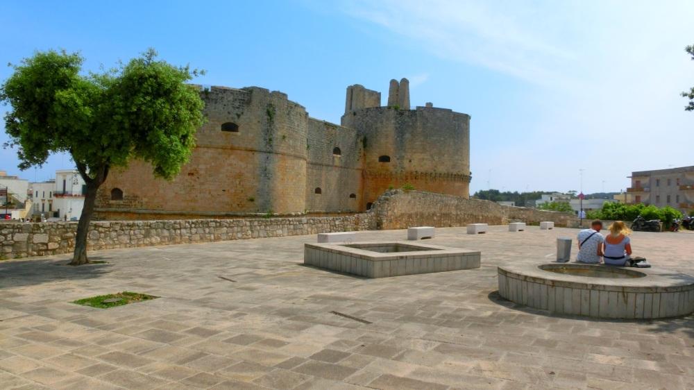 kasteel Aragonese