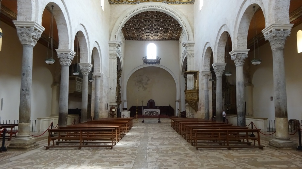 Mozaiëkvloer kathedraal Otranto