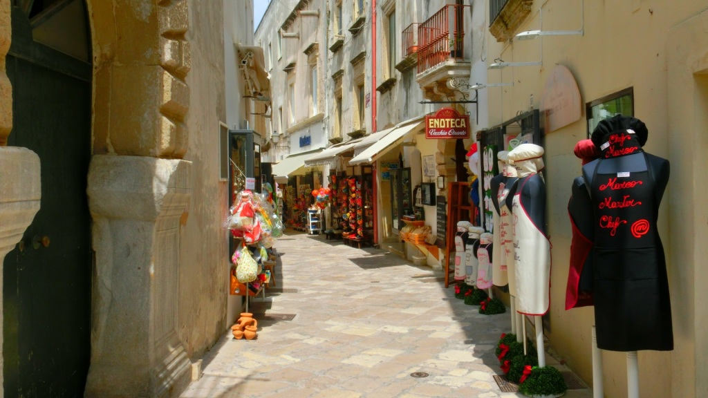 Souvenirs Otranto