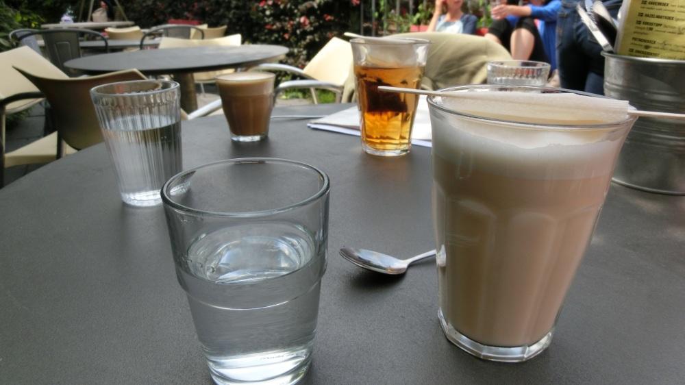 Chai Latte bij Broodnodig