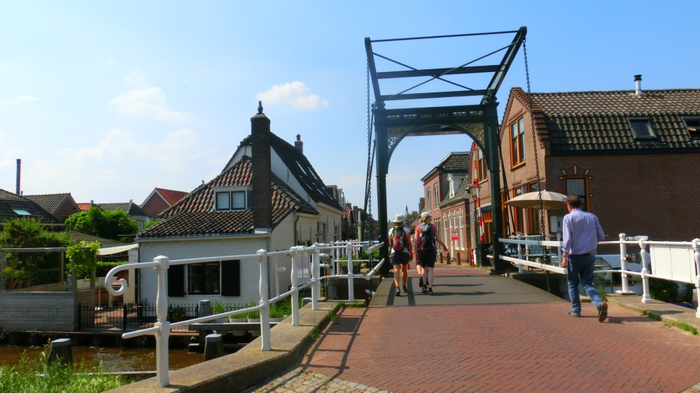 Ophaalbrug Leiderdorp