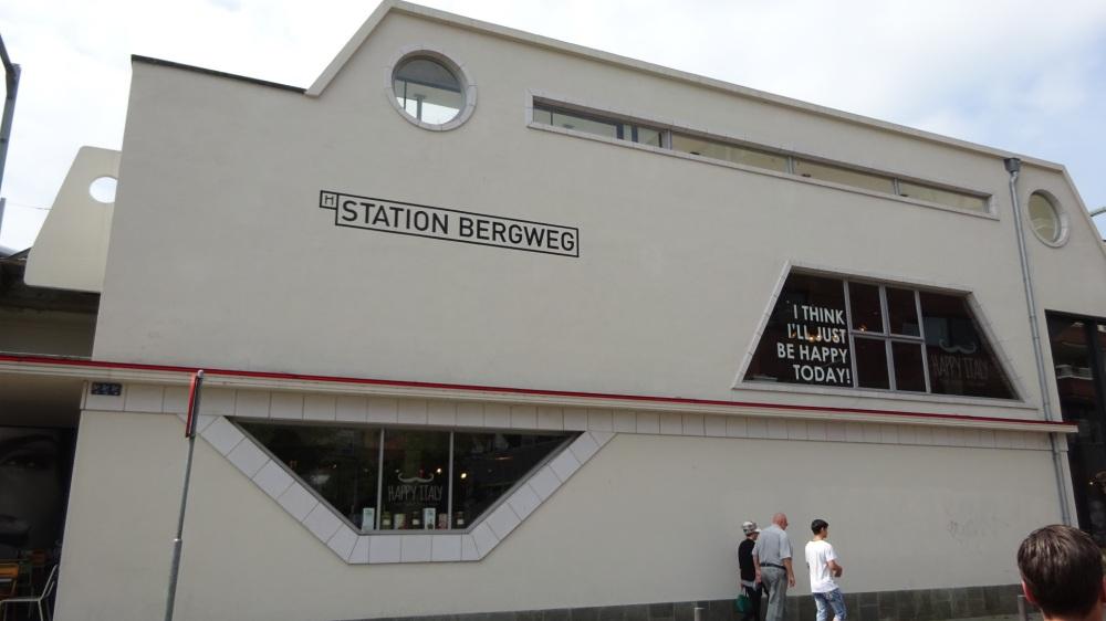 Station Bergweg