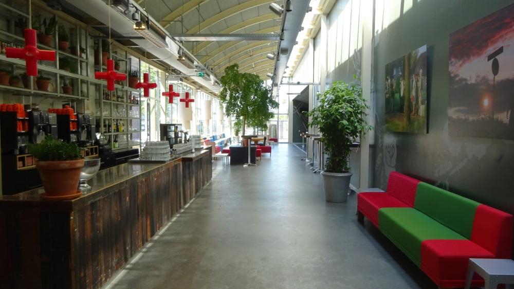 Cultureel centrum de Verkadefabriek