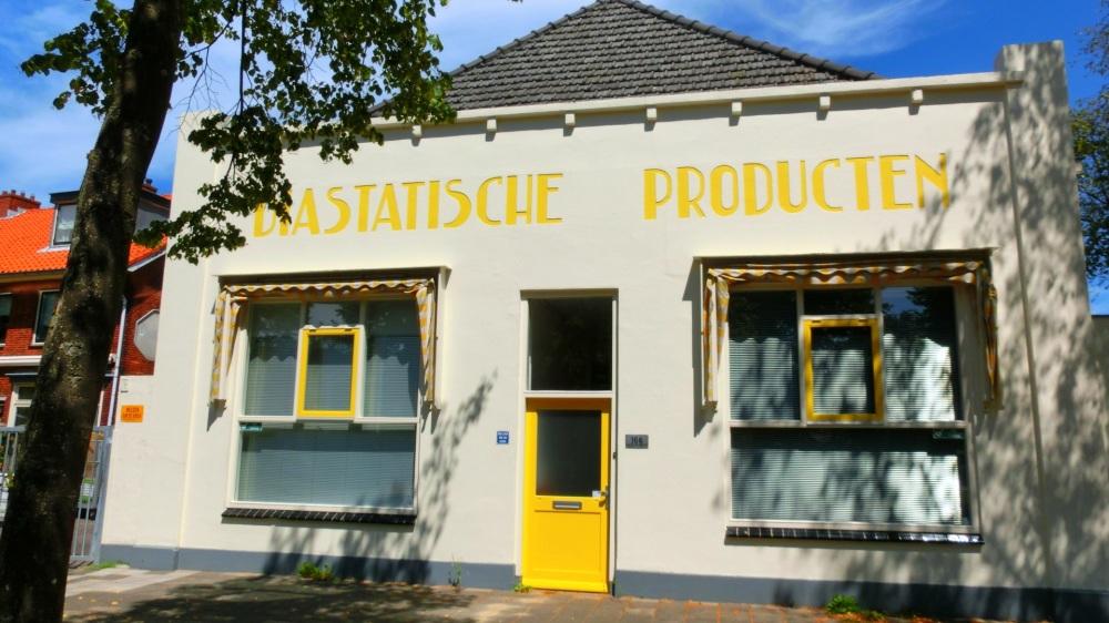 Fabriek van Diastatische producten