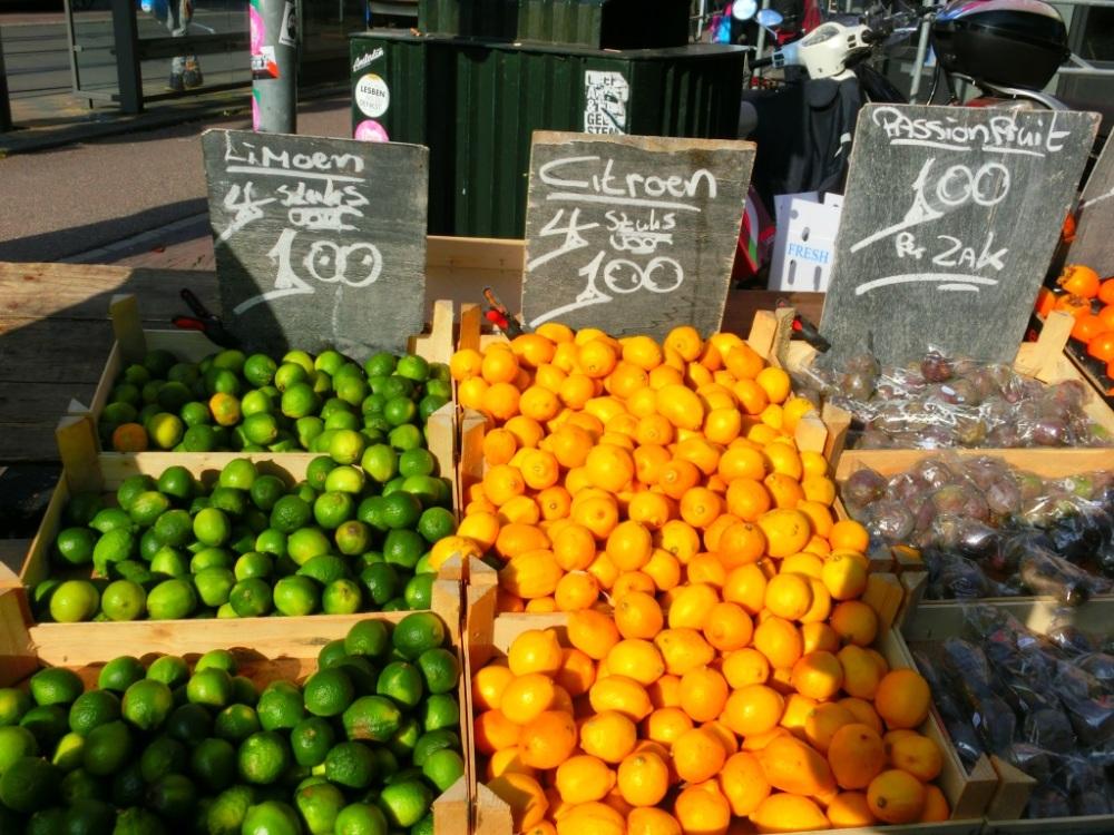 Knollen voor citroenen