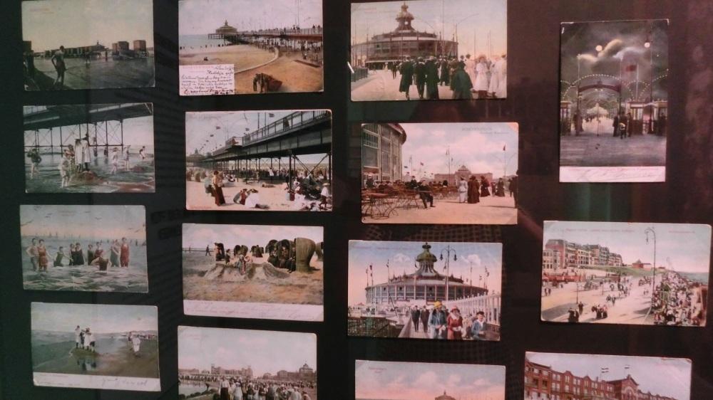 Oude kaarten van Scheveningen
