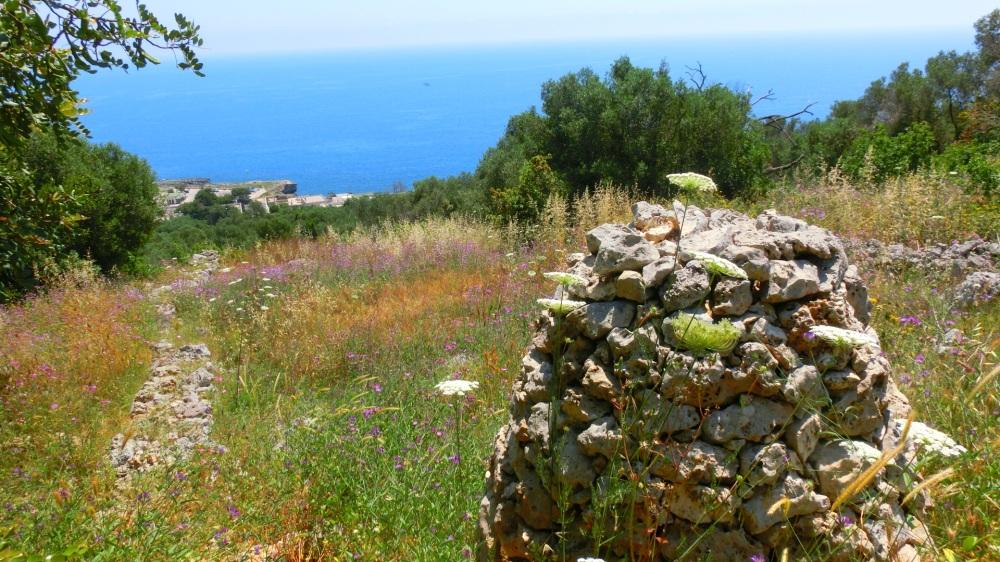 Stenen bouwsels