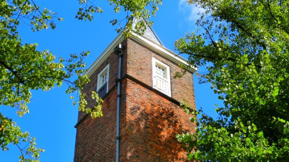 Toren Kasteel De Binckhorst