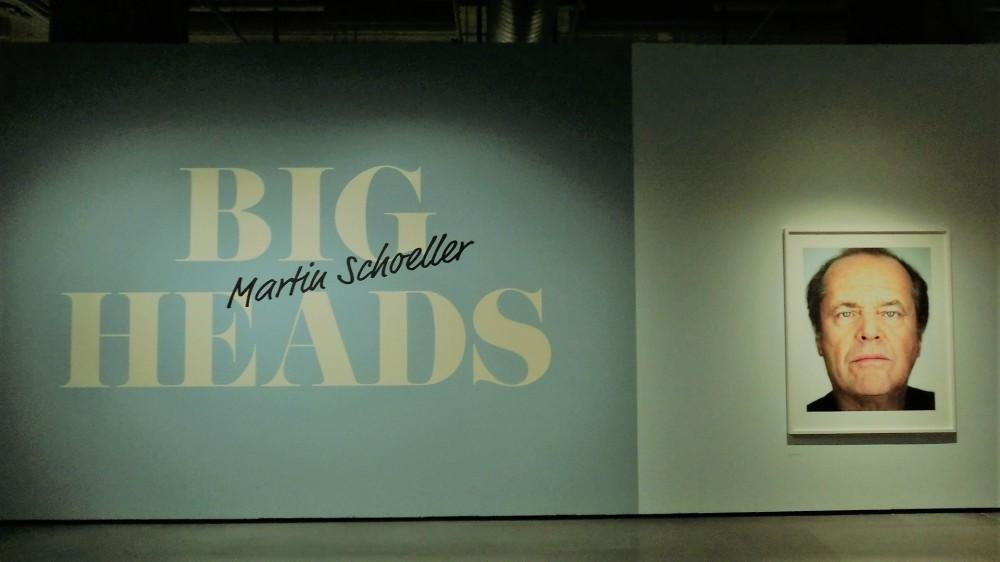 Big Heads van Martin Schoeller