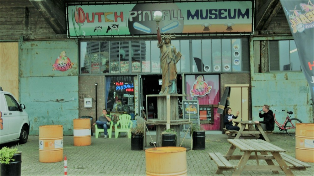 Dutch Pinbal Museum