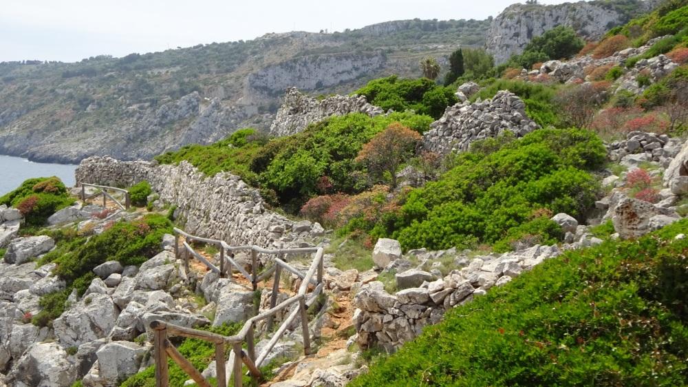 Adembenemend wandelpad langs de Adriatische kust