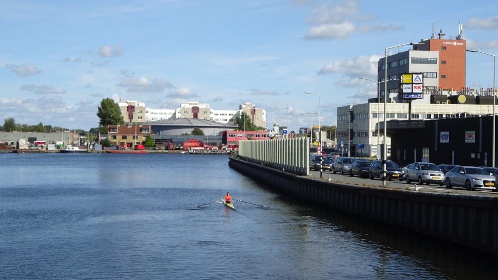Kanaal bij Laakhaven