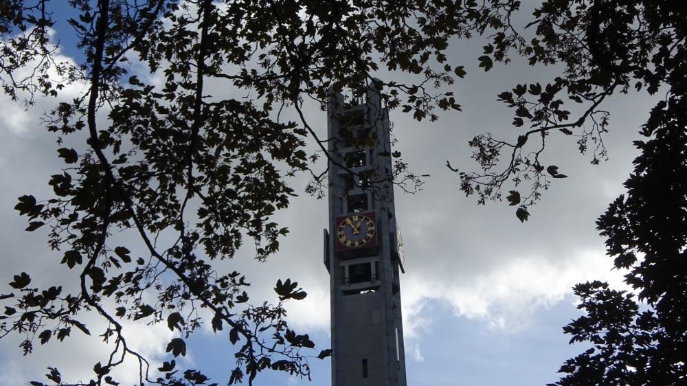 Klokkentoren stadhuis Rijswijk