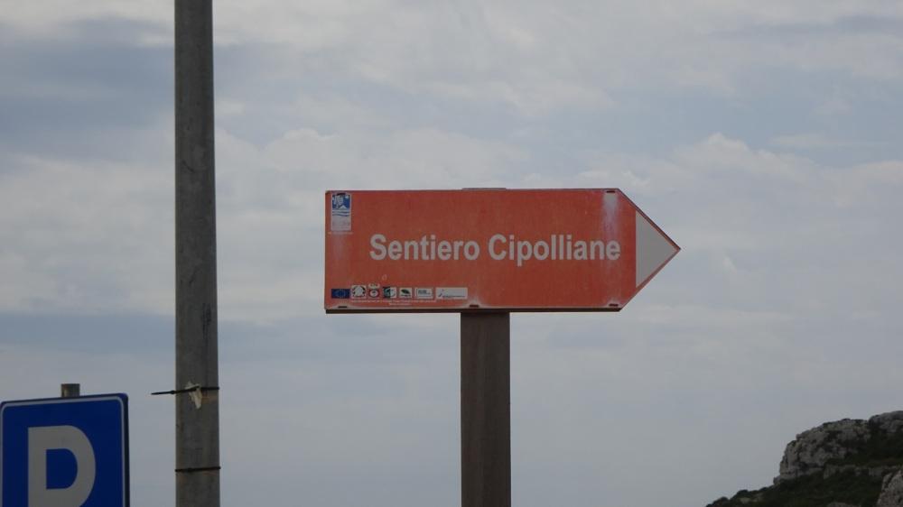 Sentiero Cipolliane