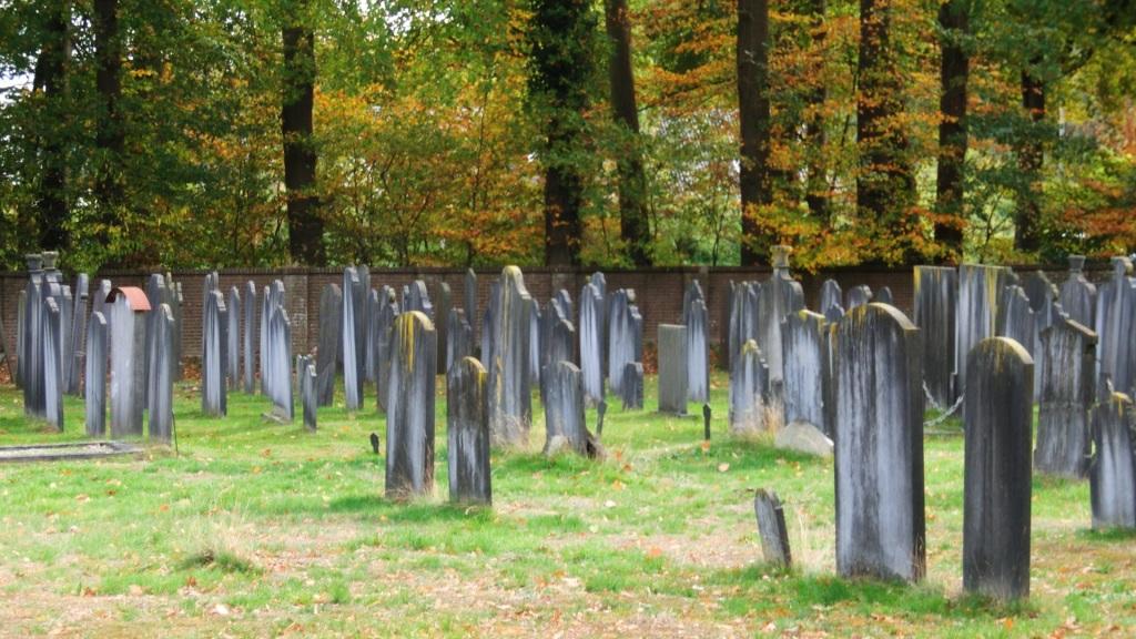 Joodse begraafplaats Moscowa