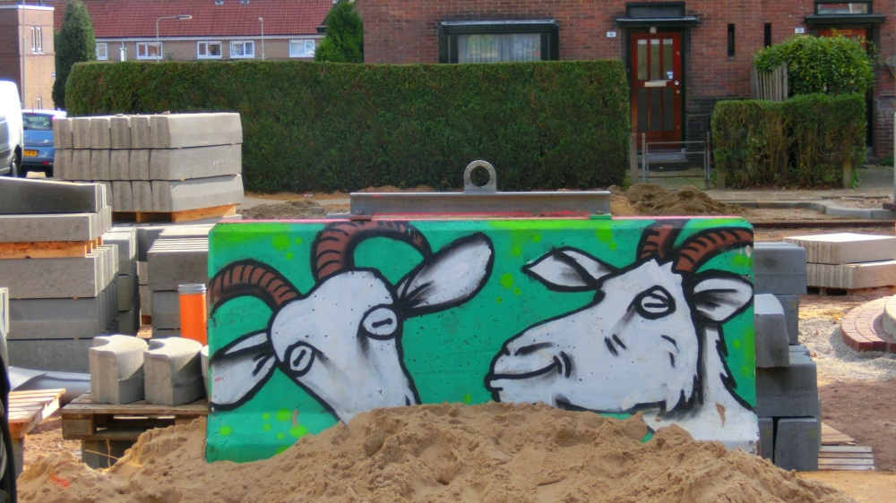 Stijgen en dalen in Geitenkamp Arnhem