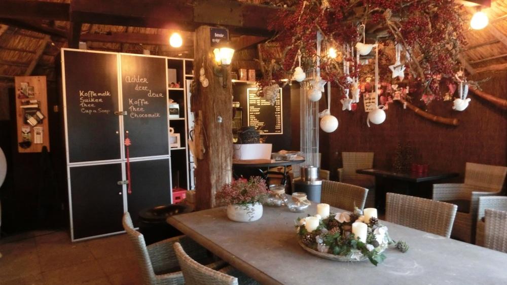 Koffie en thee in Rietberg