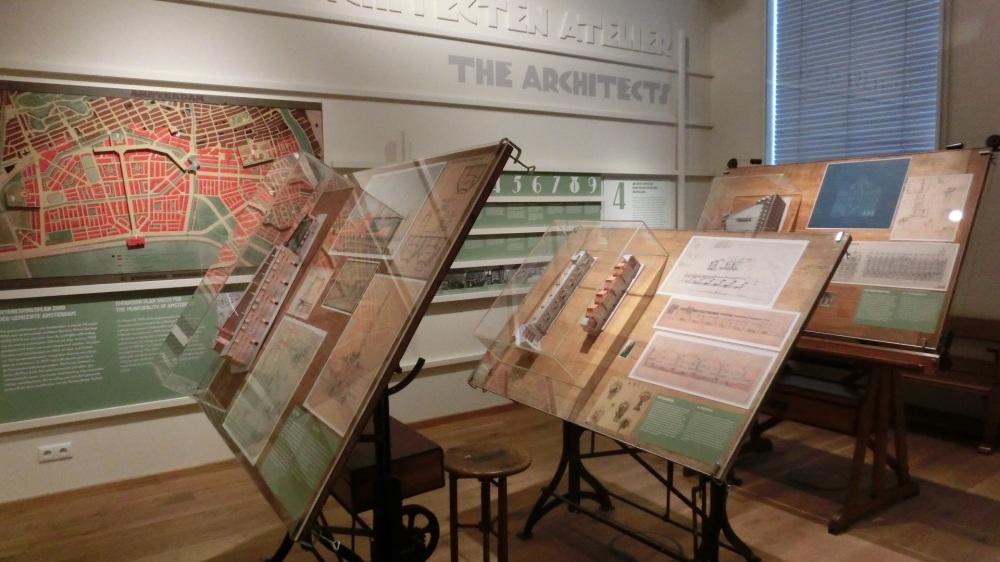 Museum het Schip de architecten