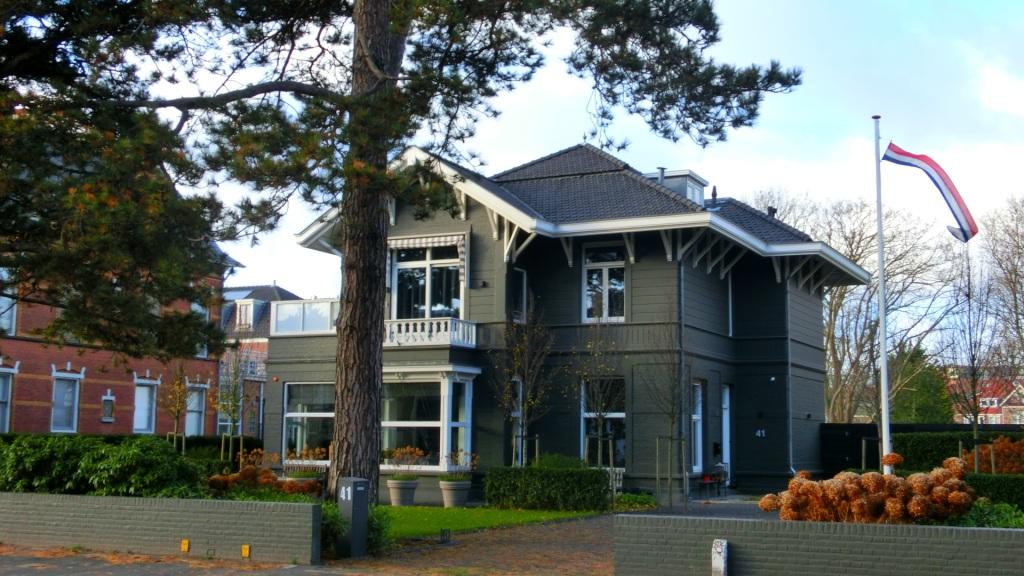 Villa aan Westeinde