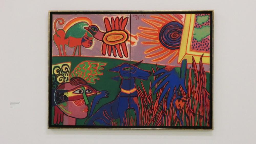 abstracte kunst corneille