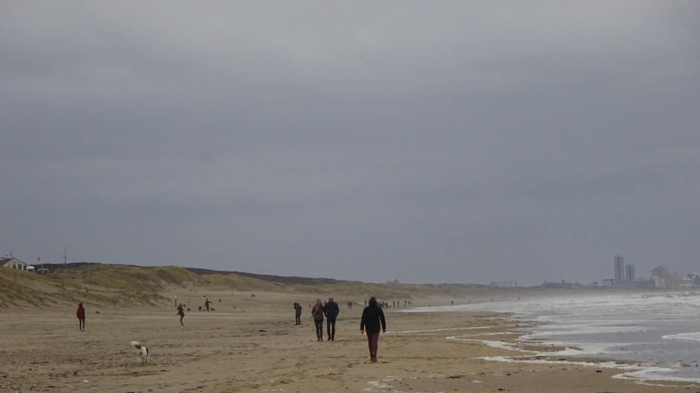 strand wassenaarse slag