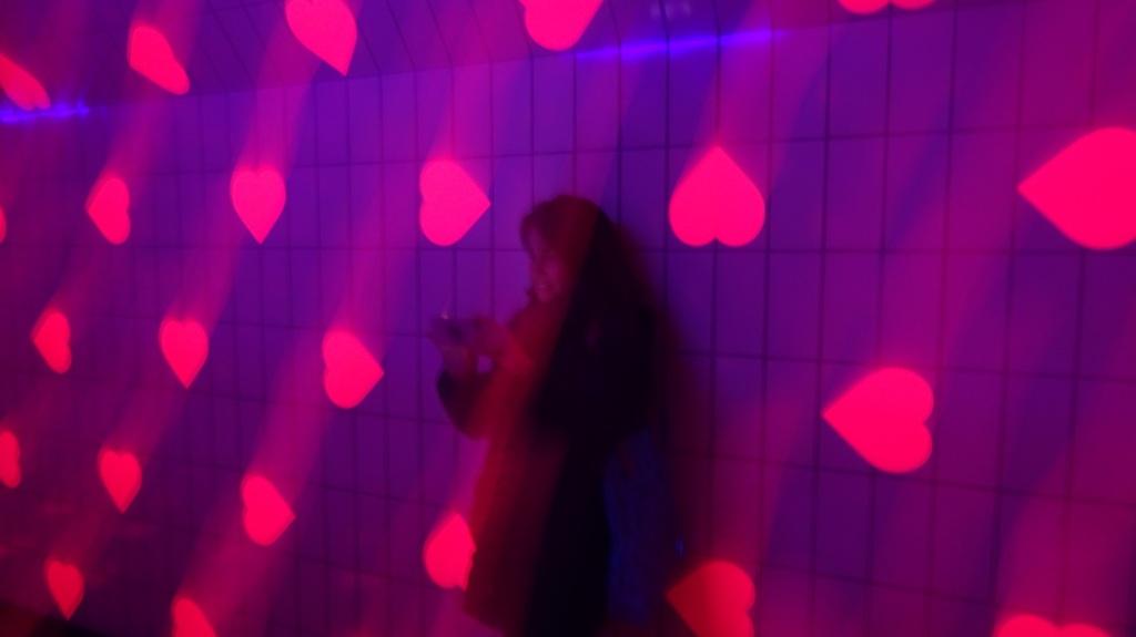 Magische effecten in de Tunnel of Love