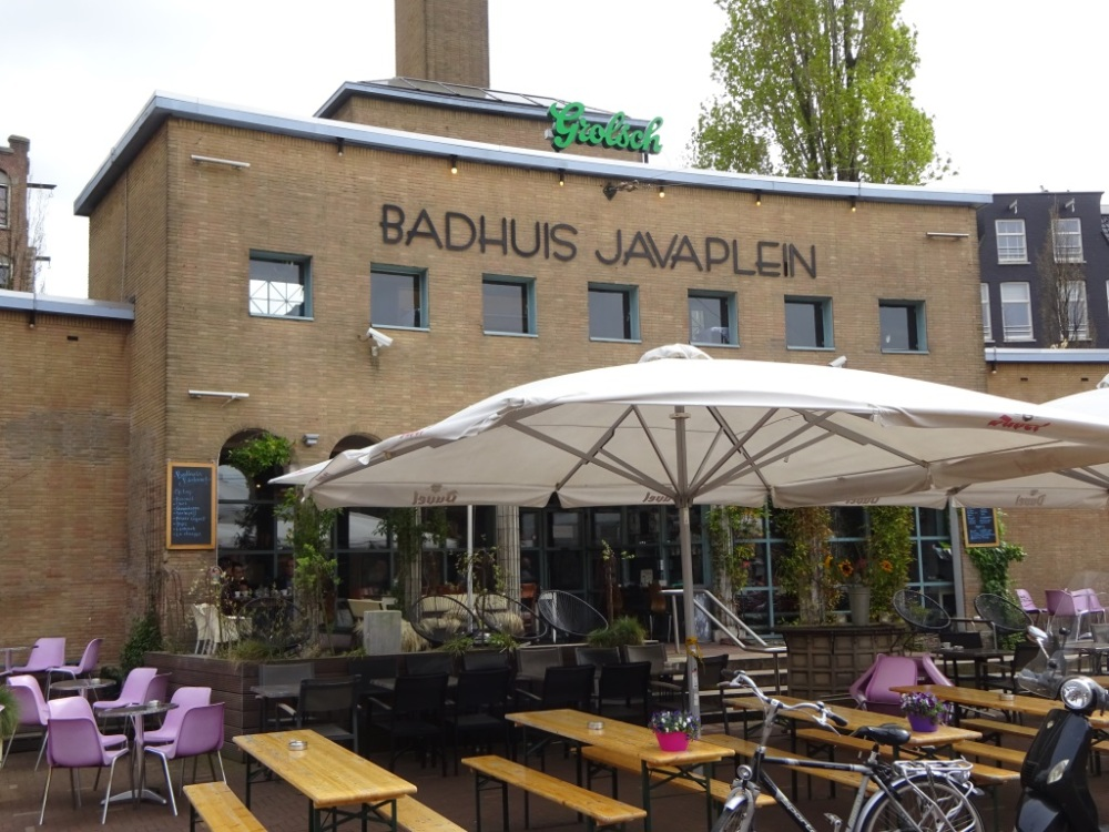 Badhuis Javaplein