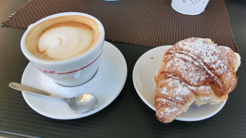 Italiaans ontbijtje