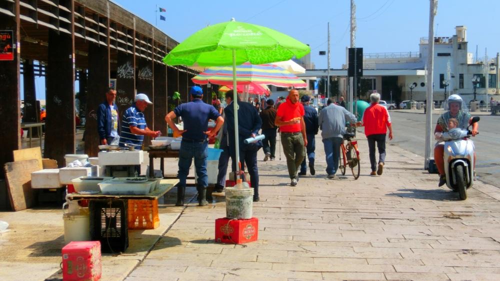 Oude vismarkt