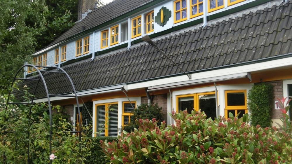 De Verkadestraat, de laan van Altena en de Wallerstraat