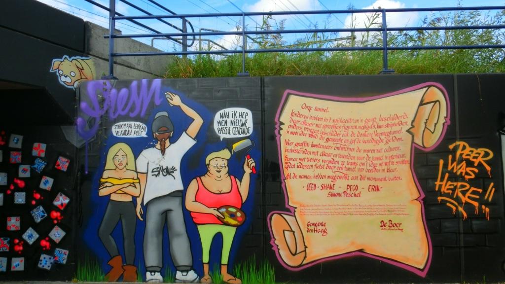 Project Graffiti Veenweg