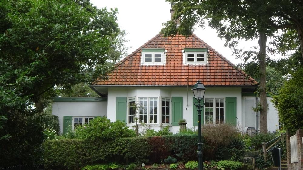 Villa bij Doornpark