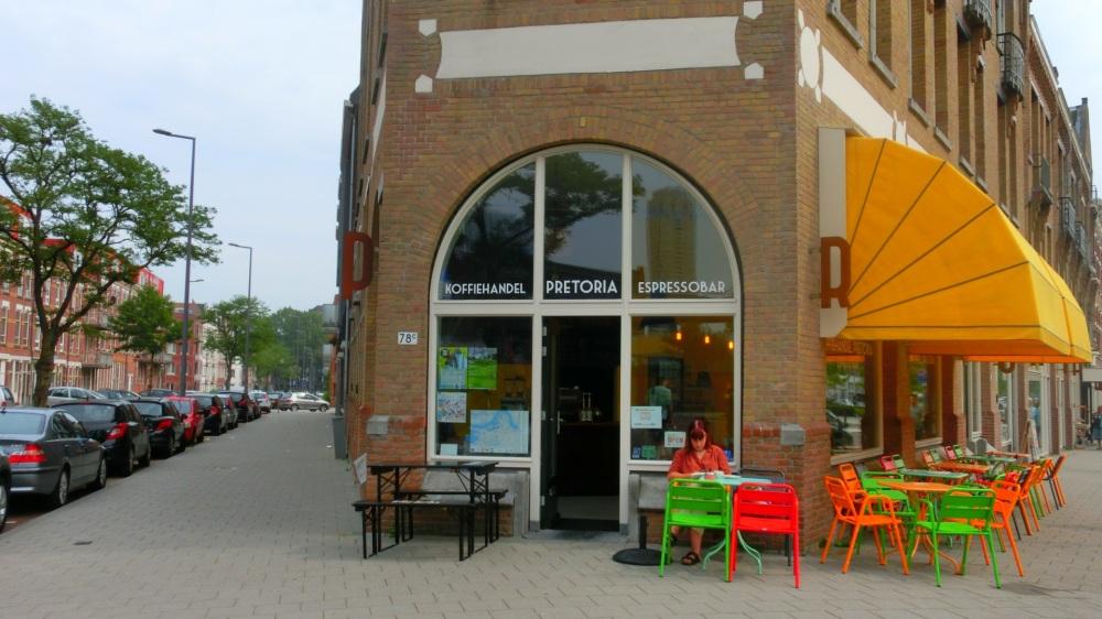 Koffiehandel Pretoria