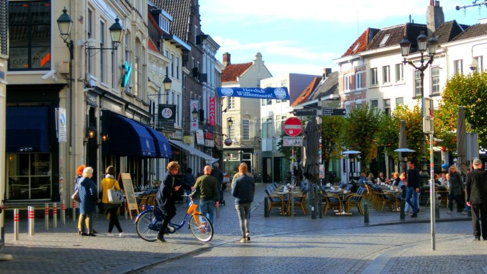 Historische centrum Breda