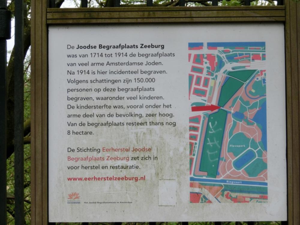 Joodse begraafplaats Zeeburg