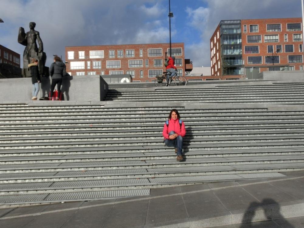 Amsterdamse trappen