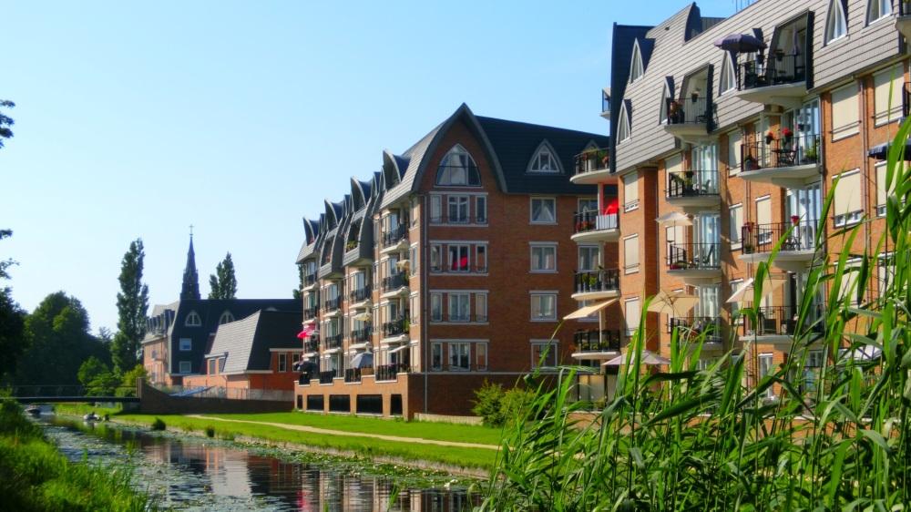 Appartementen Krimwijk