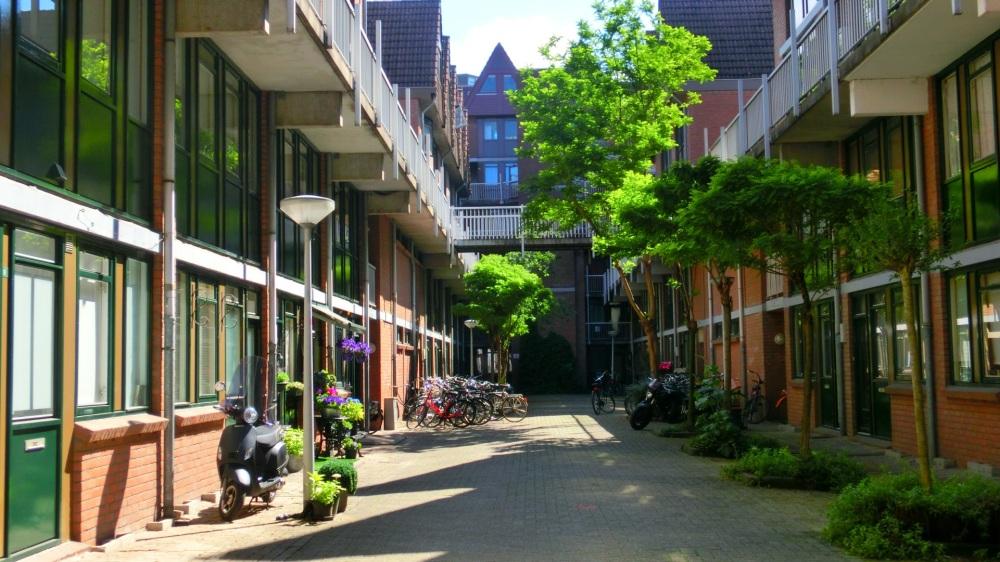 Binnenplein Kabouterdorp