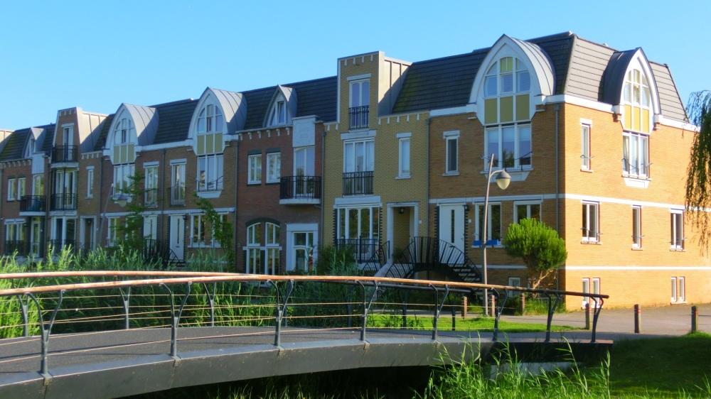 Bruggen en lantaarns