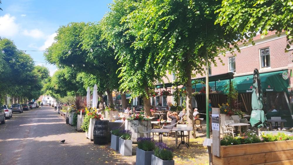 Oude dorp Voorschoten